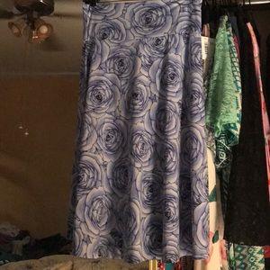 Lularoe Azure skirt!